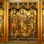 Tryptyk Świętych Dziewic, Muzeum Narodowe we Wrocławiu