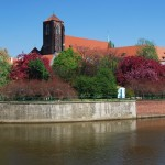 Wyspa Piasek we Wrocławiu