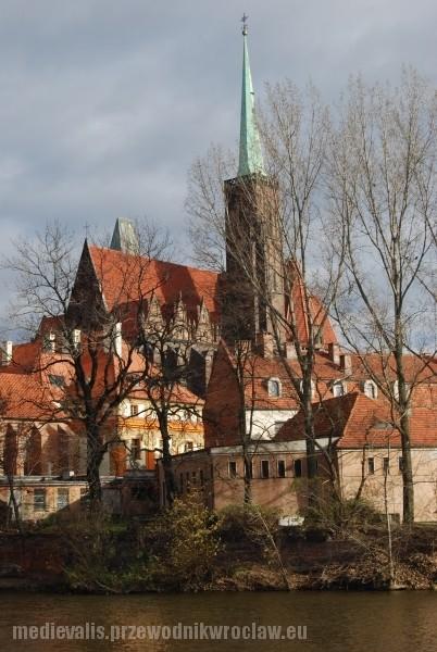 kościół św. Bartłomieja i św. Krzyża we Wrocławiu