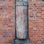 Kościół Najświętszego Imienia Jezus we Wrocławiu, relikty średniowiecznego zamku