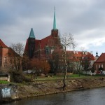 Ostrów Tumski we Wrocławiu