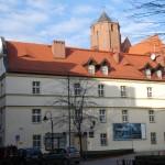 Dawny szpital Krzyżowców z Czerwoną Gwiazdą, Kościół św. Macieja we Wrocławiu