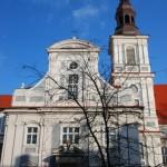 Klasztor Urszulanek we Wrocławiu (dawniej Klaryski)