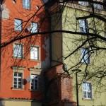 Wątki średniowieczne. Ulica Ofiar Oświęcimskich we Wrocławiu