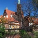 Kościół św. Krzyża na Ostrowie Tumskim we Wrocławiu