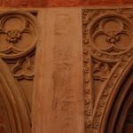 Kościół św. Marcina we Wrocławiu, elementy wystroju rzeźbiarskiego