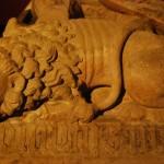 Płyta nagrobna Bolesława III Rozrzutny, księcia legnicko-brzeskiego, ok. 1352, Muzeum Narodowe we Wrocławiu