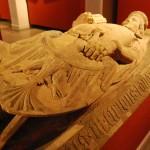 Bolesław III Rozrzutny, książę legnicko-brzeski, płyta nagrobna, Muzeum Narodowe we Wrocławiu