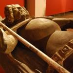 Płyta nagrobna Henryka II Pobożnego, Warsztat twórcy nagrobka Bolka II świdnickiego, ok. 1383-85, Muzeum narodowe we Wrocławiu