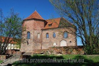 Kościół św. Marcina na Ostrowie Tumskim we Wroclawiu