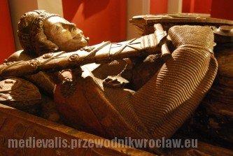 Sarkofag Henryka IV Probusa, ok. 1300-1320, Muzeum Narodowe we Wrocławiu