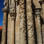 Katedra św. Jana Chrzciciela we Wrocławiu, kolumienki romańskie