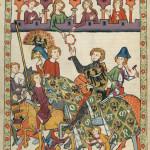 Henryk IV Probus, Kodeks Manesse, UB Heidelberg, Cod. Pal. germ. 848, 11v
