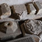 Świerzawa, lapidarium