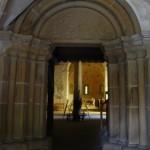 Świerzawa, portal romański