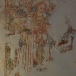 Polichromie ze Świerzawy w Muzeum Regionalnym w Jaworze