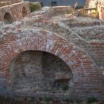 Ostrów Tumski, wykopaliska archeologiczne, relikty zamku