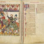 Henryk IV Probus, Kodeks Manesse, UB Heidelberg, Cod. Pal. germ. 848