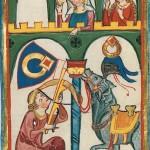 Rubin, Kodeks Manesse, UB Heidelberg, Cod. Pal. germ. 848, fol. 169v