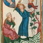 Pfeffel, Kodeks Manesse, UB Heidelberg, Cod. Pal. germ. 848, fol. 302r
