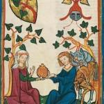 Günther von dem Vorste, Kodeks Manesse, UB Heidelberg, Cod. Pal. germ. 848, fol. 314v