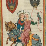Wernher von Teufel , Kodeks Manesse, UB Heidelberg, Cod. Pal. germ. 848, fol. 69r
