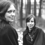 Monika Filipińska i Ludmiła Gajda (fot. Mariusz Łesiuk) 