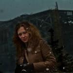 Monika, Czarnobyl - czas wolny (fot. Wojciech Ciesiołkiewicz)
