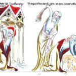 Kodeks lubiński, legenda o św. Jadwidze