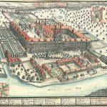Opactwo w Lubiążu XVIII w., źródło: Wikipedia