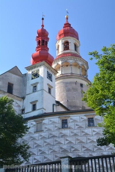 Zamek z Nachodzie