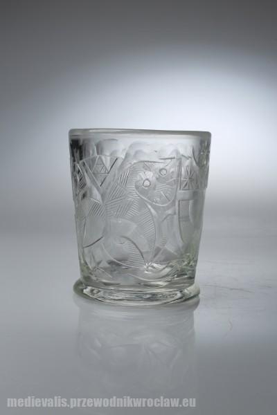 Kopia szklanicy św. Jadwigi, fot. Maksym Mackiewicz