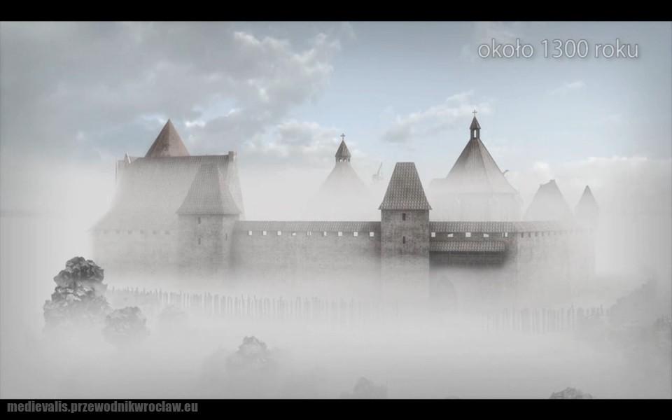 Zamek na Ostrowie Tumskim we Wrocławiu, Autorzy: Paweł Rajski, Piotr Mackiewicz