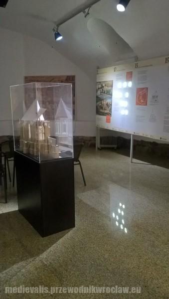 Wystawa w kościele św. Marcina na Ostrowie Tumskim we Wrocławiu, fot. Paweł Rajski
