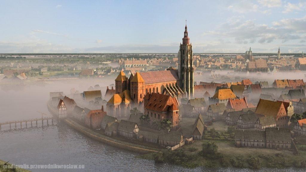 Ostrów Tumski we Wrocławiu, Autorzy: Paweł Rajski, Piotr Mackiewicz