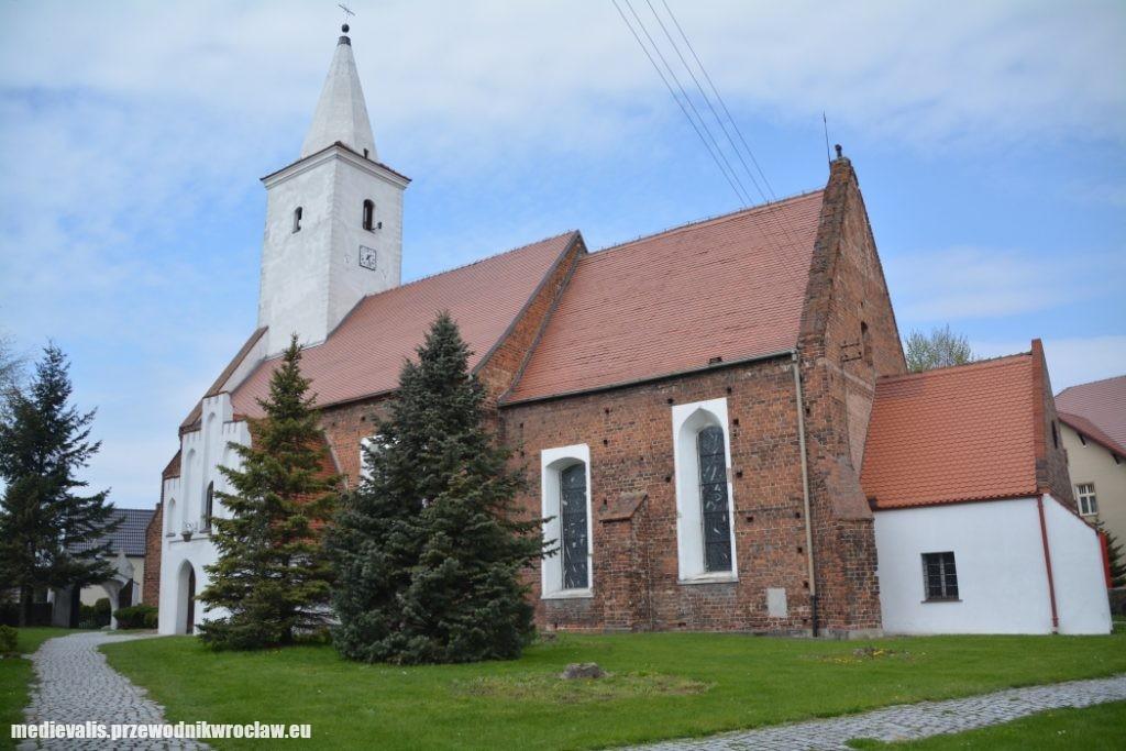 Kościół Najświętszego Serca Pana Jezusa w Pogorzeli