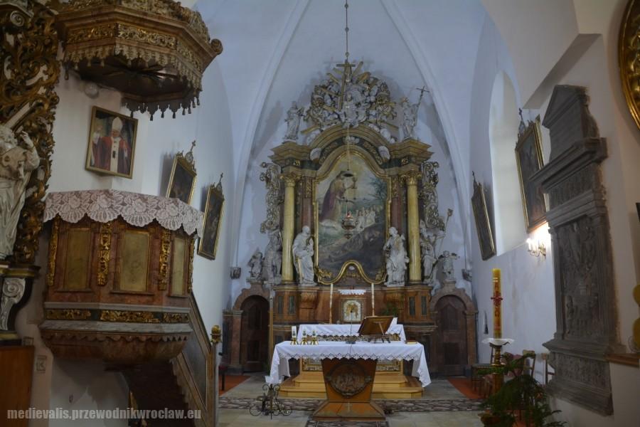 Kościół św. Barbary, Borzygniew