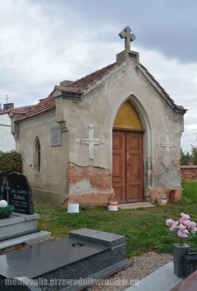Kaplica cmentarna, Borzygniew