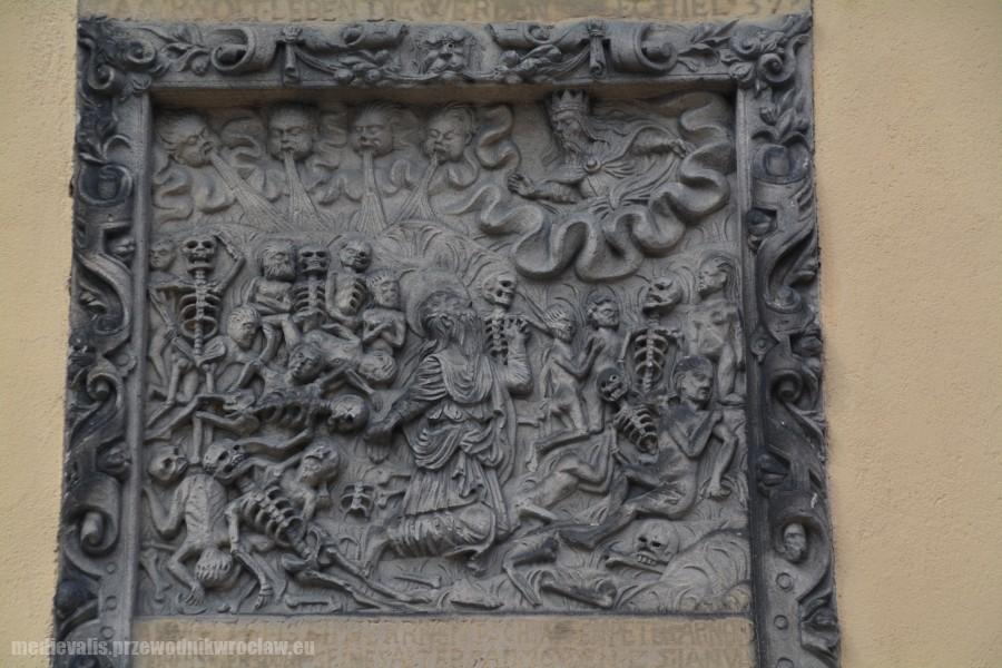 memento mori, fara w Kożuchowie