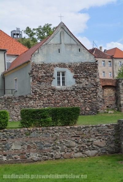 Kożuchów, mury obronne
