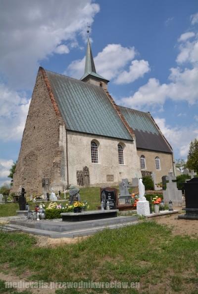 Kościół św. Jana Chrzciciela w Kurowie Wielkim
